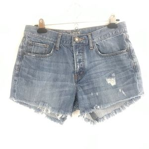 Express Jean Shorts Size 6
